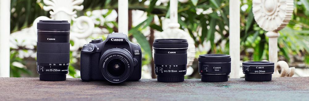 دوربین عکاسی کانن Canon 1300D