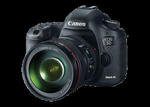 دیدنگار|دوربین کانن|دوربین عکاسی کانن Canon 5D Mark III با لنز 105-24