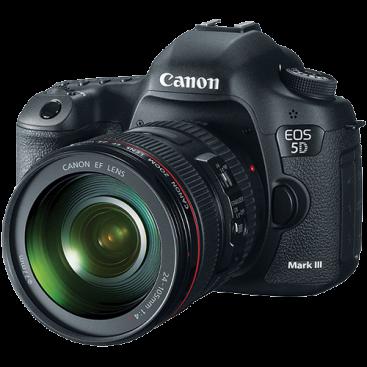 دوربین عکاسی حرفه ای کانن Canon EOS 5D Mark III Kit 24-105