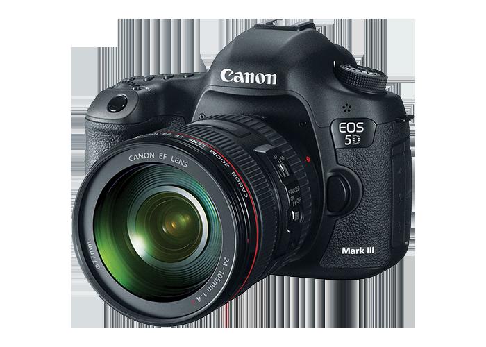 دوربین عکاسی کانن Canon 5D Mark III با لنز ۱۰۵-۲۴