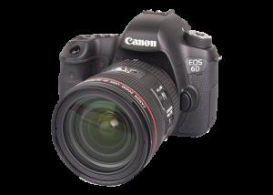 دیدنگار|دوربین کانن|دوربین عکاسی کانن Canon 6D با لنز 70-24 IS USM