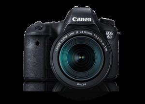 دیدنگار|دوربین کانن|دوربین عکاسی کانن Canon 6D با لنز 24-105 STM