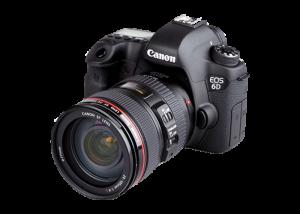 دوربین عکاسی حرفه ای کانن Canon EOS 6D 24-105 L