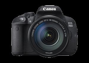 دوربین عکاسی حرفه ای کانن Canon EOS 700D 18-135 STM ژاپن