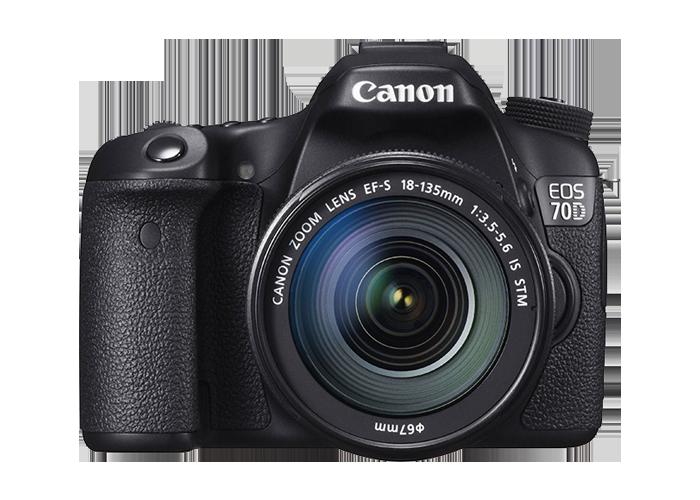 دوربین عکاسی حرفه ای کانن Canon EOS 70D 18-135 STM