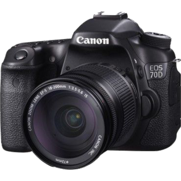 دوربین عکاسی حرفه ای کانن Canon EOS 70D 18-200 STM