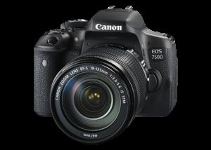 دیدنگار|دوربین کانن|دوربین عکاسی کانن Canon 750D با لنز 135-18 STM