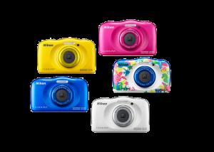 دوربین عکاسی خانگی نیکون Nikon Coolpix W100