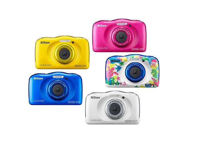 دوربین کامپکت / خانگی نیکون Nikon W100