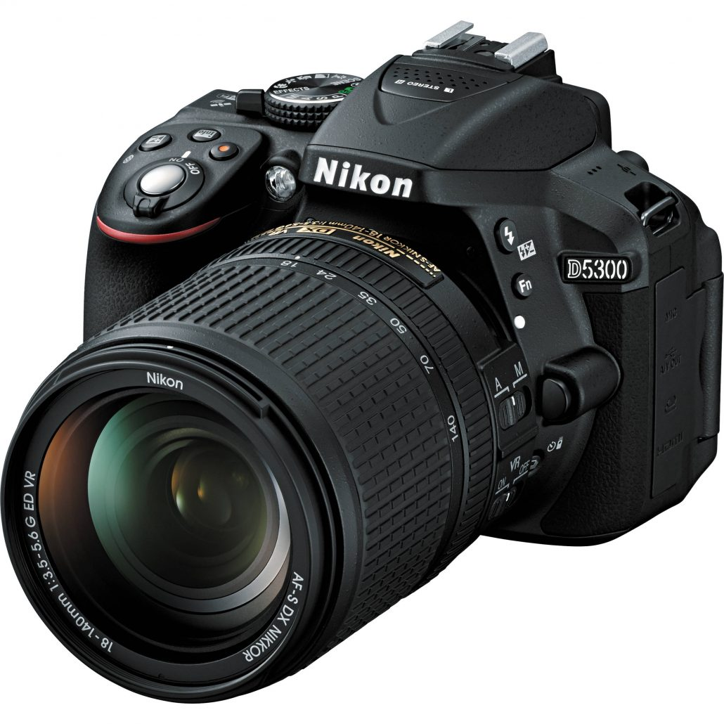 دوربین عکاسی نیکون Nikon D5300 با لنز 140-18 VR