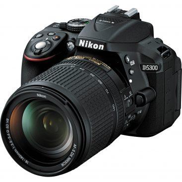 دوربین عکاسی نیکون D5300