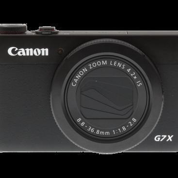 دوربین عکاسی خانگی کانن Canon Power Shot G7X Mark II