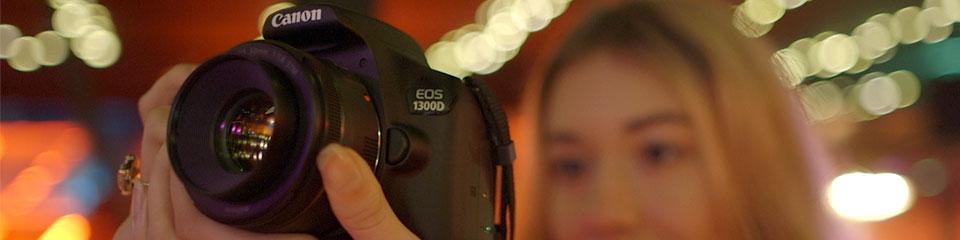 نقد و بررسی دوربین کانن 1300d
