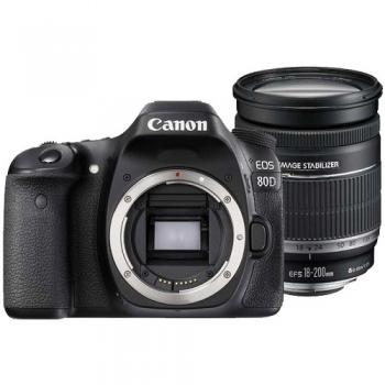 دیدنگار|دوربین کانن|دوربین عکاسی کانن Canon 80D با لنز 200-18 IS