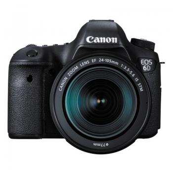 دیدنگار دوربین کانن دوربین عکاسی کانن Canon 6D با لنز 105-24 IS STM