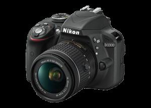 دوربین عکاسی حرفه ای نیکون Nikon D3300 18-55 AF-P