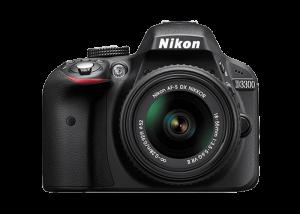 دوربین عکاسی حرفه ای نیکون Nikon D3300 18-55 DX