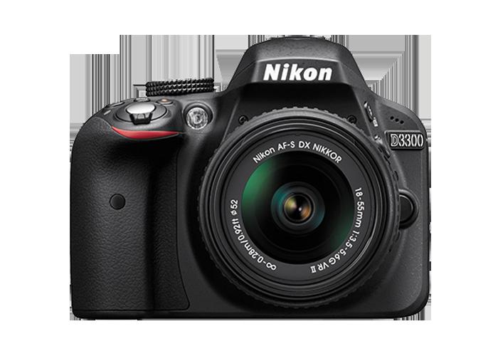 دوربین عکاسی نیکون Nikon D3300 با لنز ۵۵-۱۸  Used) DX)