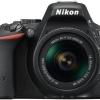 دیدنگار|دوربین نیکون|دوربین عکاسی نیکون Nikon D5500 با لنز 55-18 VR