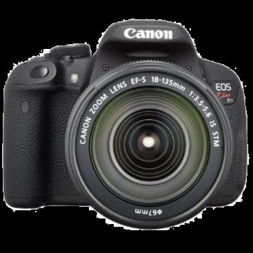 دوربین عکاسی حرفه ای کانن Canon EOS Kiss x7 18-135 STM