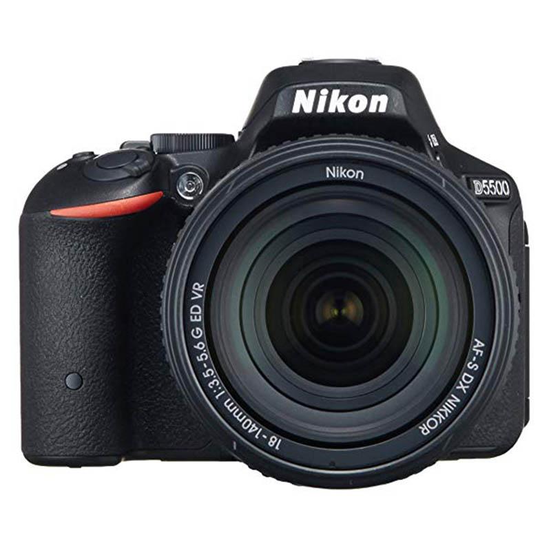 دوربین عکاسی نیکون Nikon D5500 با لنز ۱۴۰-۱۸ VR