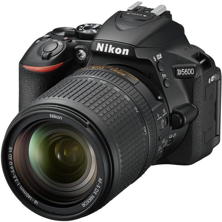 دیدنگار|دوربین نیکون|دوربین عکاسی نیکون Nikon D5600 با لنز 140-18 VR AF-S