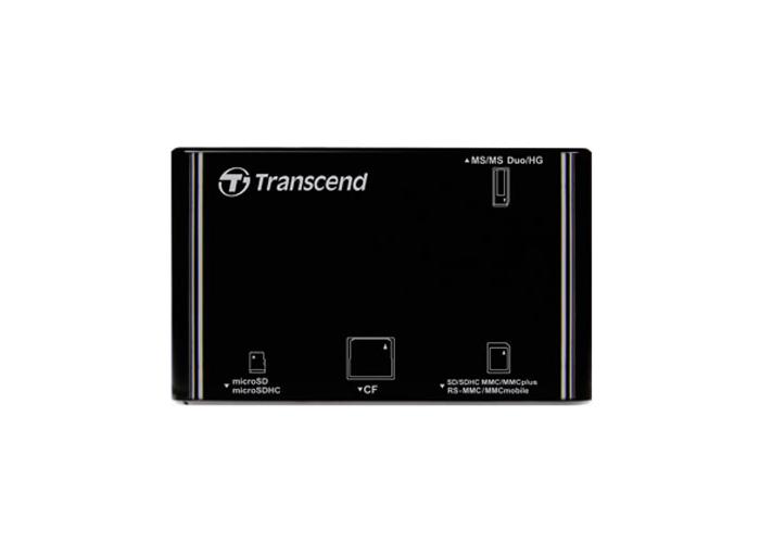 رم ریدر ترنسند Transcend P8 USB 3 Card Reader