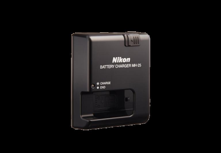دیدنگار شارژر دوربین شارژرنیکون Nikon Charger Fore Battery EL15