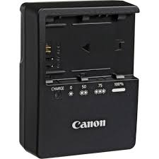 شارژر کانن Canon Charger For Battery LP-E6