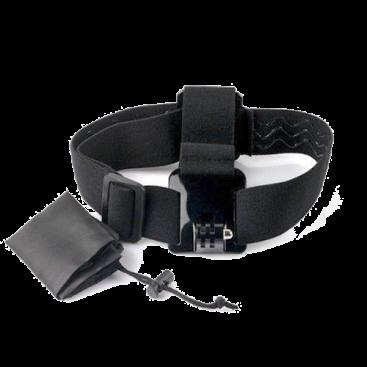 هدبند و زانویی گوپرو Gopro Head Strap + 3-way Pivot Arm