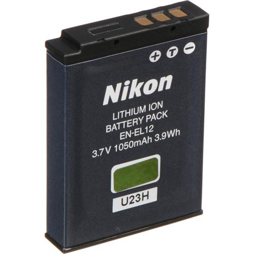 باتری لیتیومی دوربین نیکون Nikon Battery Pack EN-EL 12