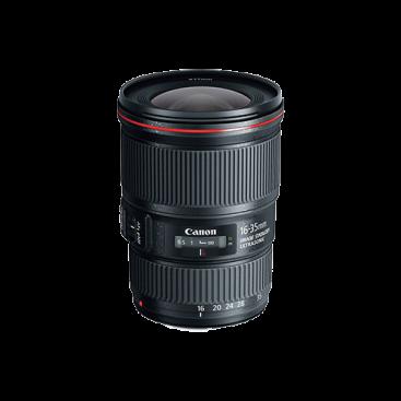 لنز تله/واید کانن Canon EF 16-35mm f/4 II USM Lens