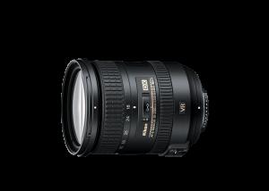 دیدنگار لنز نیکون nikon لنز Nikon AF-S DX Nikkor 18-200 mm f/3.5-5.6G ED VR II
