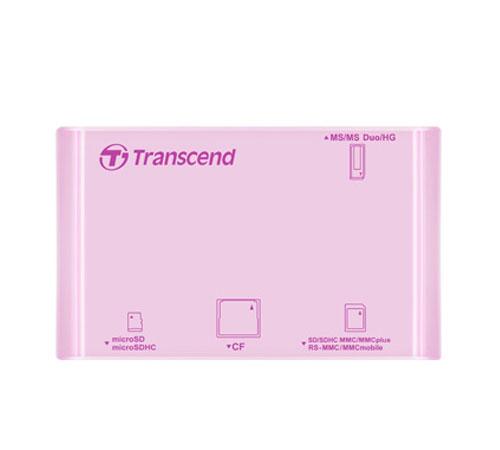 دیدنگار|مموری ریدر|رم ریدر|رم ریدر ترنسند  Transcend  P8 USB2 Card Reader