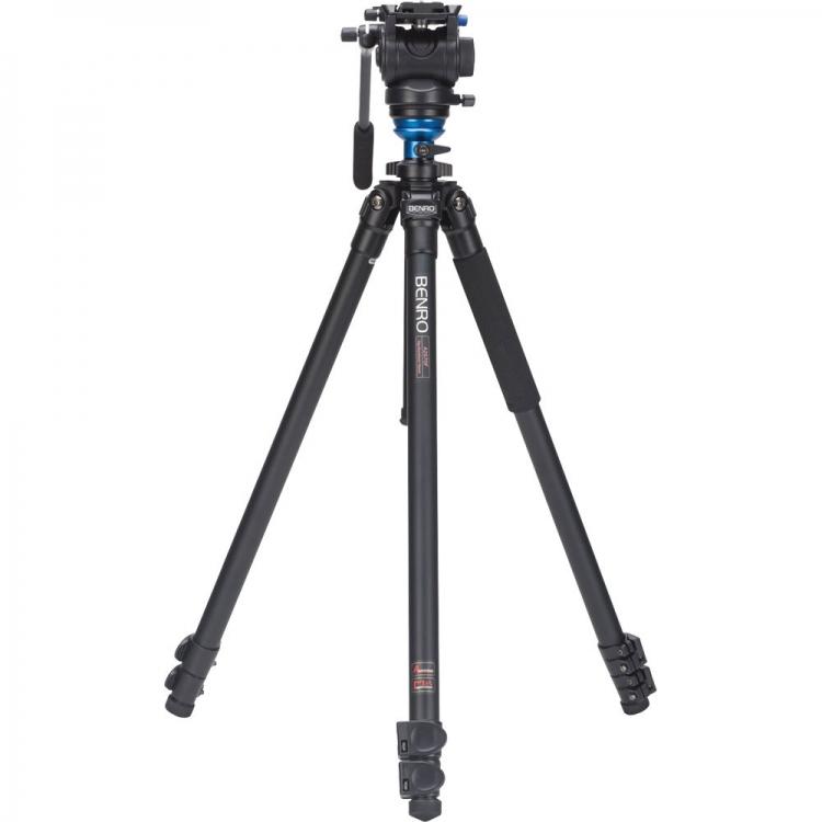 دیدنگار|سه پایهسه پایه دوربین نیمه حرفه ای بنرو Benro Tripod A2573FS4 S4