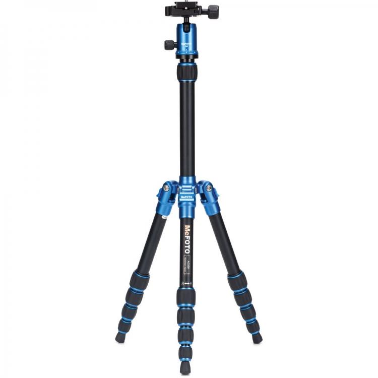 دیدنگار سه پایهسه پایه دوربین نیمه حرفه ای بنرو Benro Tripod A0350Q0
