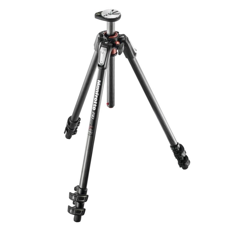 سه پایه دوربین حرفه ای مانفروتو Manfrotto Tripod MT190CXPRO3 Carbon