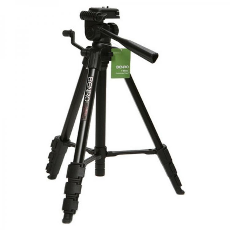 دیدنگار|سه پایه|سه پایه دوربین خانگی بنرو Benro Tripod T660EX