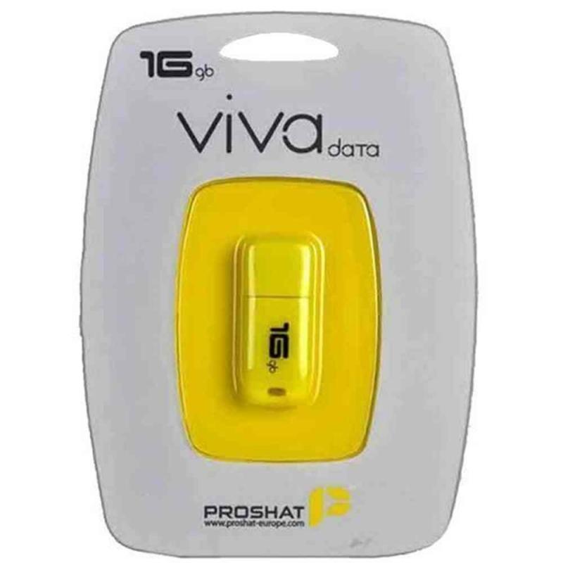 فلش مموری 16G پروشات USB Flash viva Proshat 16GB USB 2