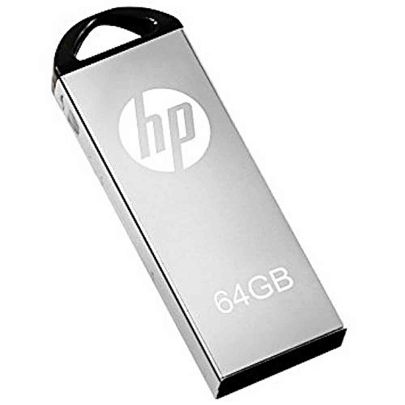 فلش مموری 64G اچ پی USB Flash V220W HP 64GB USB 2