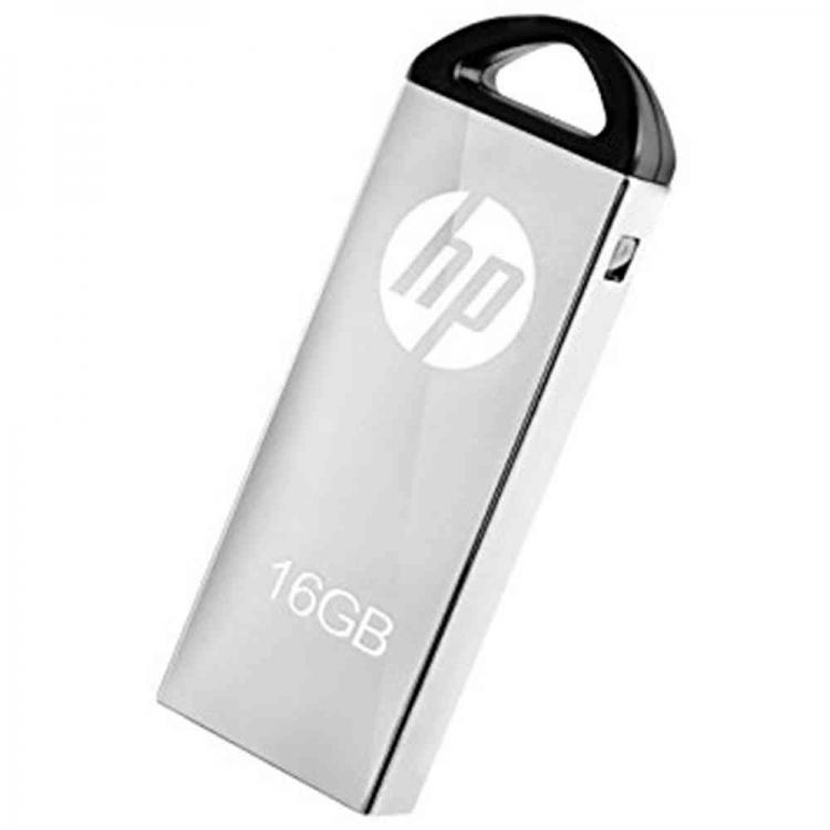 دیدنگار|فلش مموری|فلش مموری 16G اچ پی USB Flash V220W HP 16GB USB 2