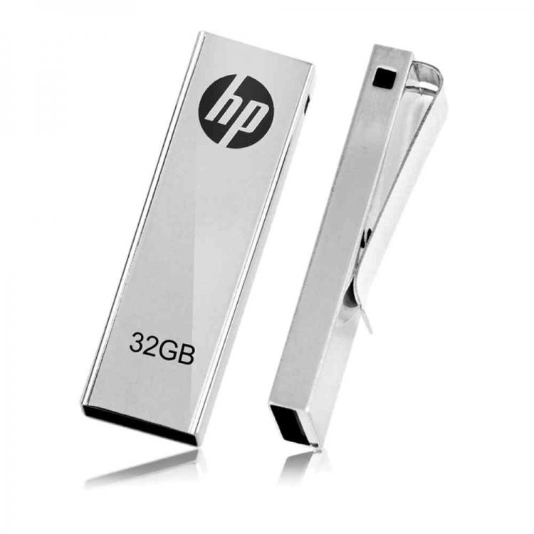 دیدنگار|فلش مموری|فلش مموری 32G اچ پی USB Flash V210W HP 32GB USB 2