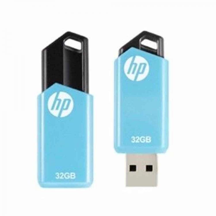 دیدنگار|فلش مموری|فلش مموری 32G اچ پی USB Flash V150W HP 32GB USB 2