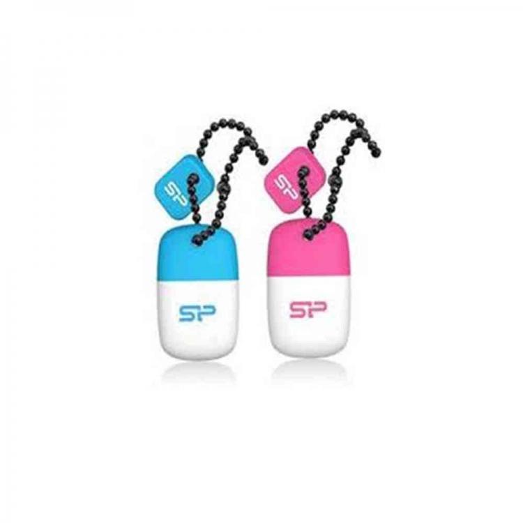دیدنگار فلش مموری فلش مموری 8G سیلیکون پاور USB Flash T07 Siliconpower 8GB USB 2