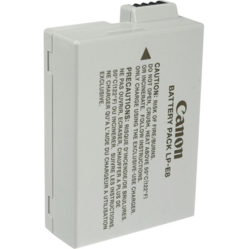 باتری لیتیومی دوربین کانن Canon Battery Pack LP-E8