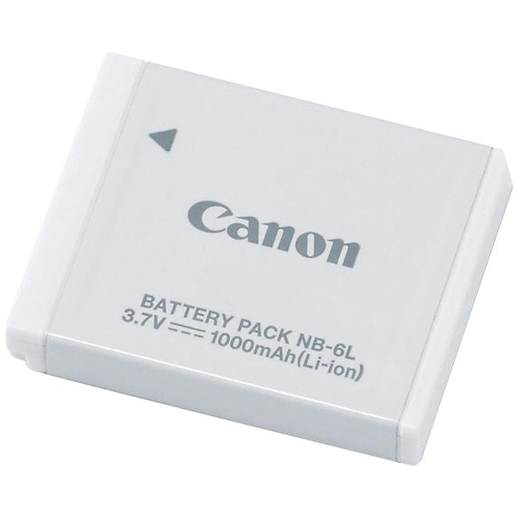 باتری لیتیومی دوربین کانن Canon Battery Pack NB-6L