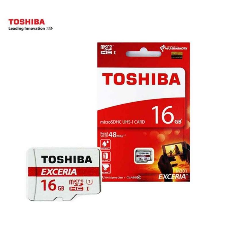 رم موبایل میکرو اس دی Micro SD Toshiba 16GB – 48MB/s