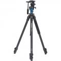 .سه پایه دوربین نیمه حرفه ای بنرو Benro Tripod A1573 FS2 S2