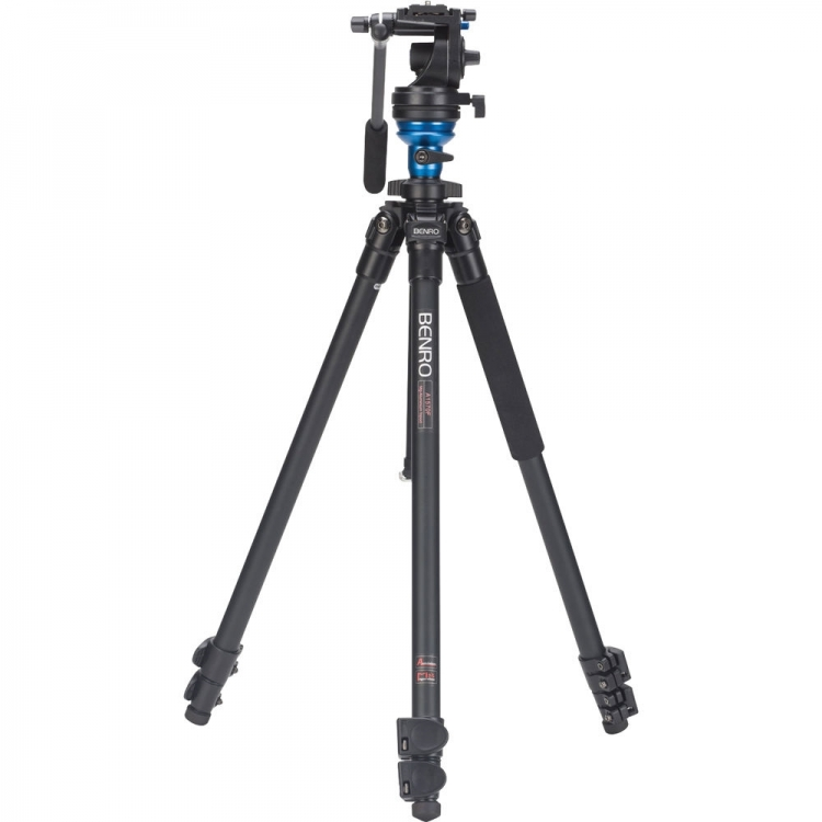 دیدنگار|سه پایهسه پایه دوربین نیمه حرفه ای بنرو Benro Tripod A1573 FS2 S2