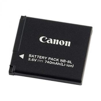 باتری دوربین کانن مدل NB-8L